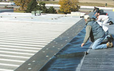 metal roof retrofit main
